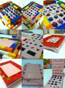 Candy Dice Mold Making
